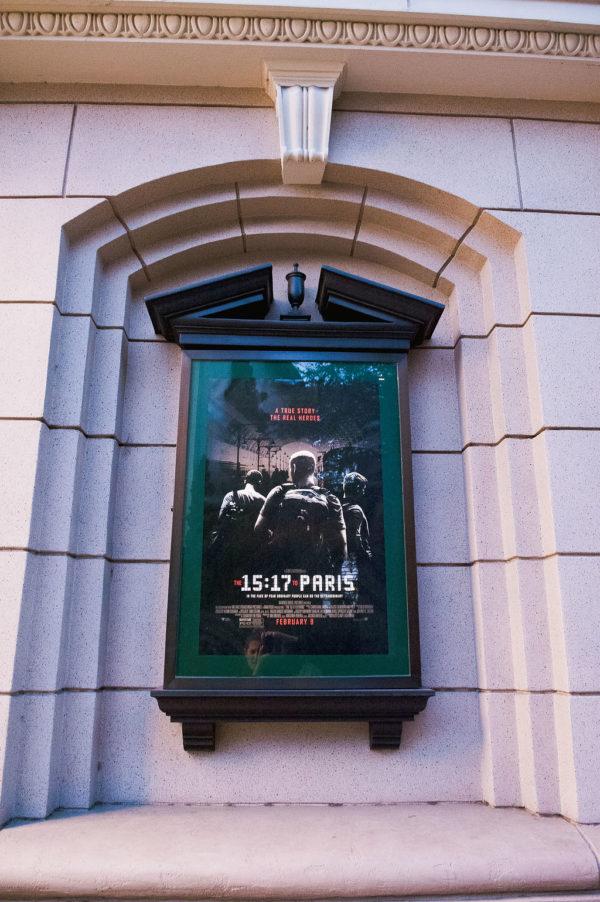Premiere on Brownstone Street: 15:17 To Paris