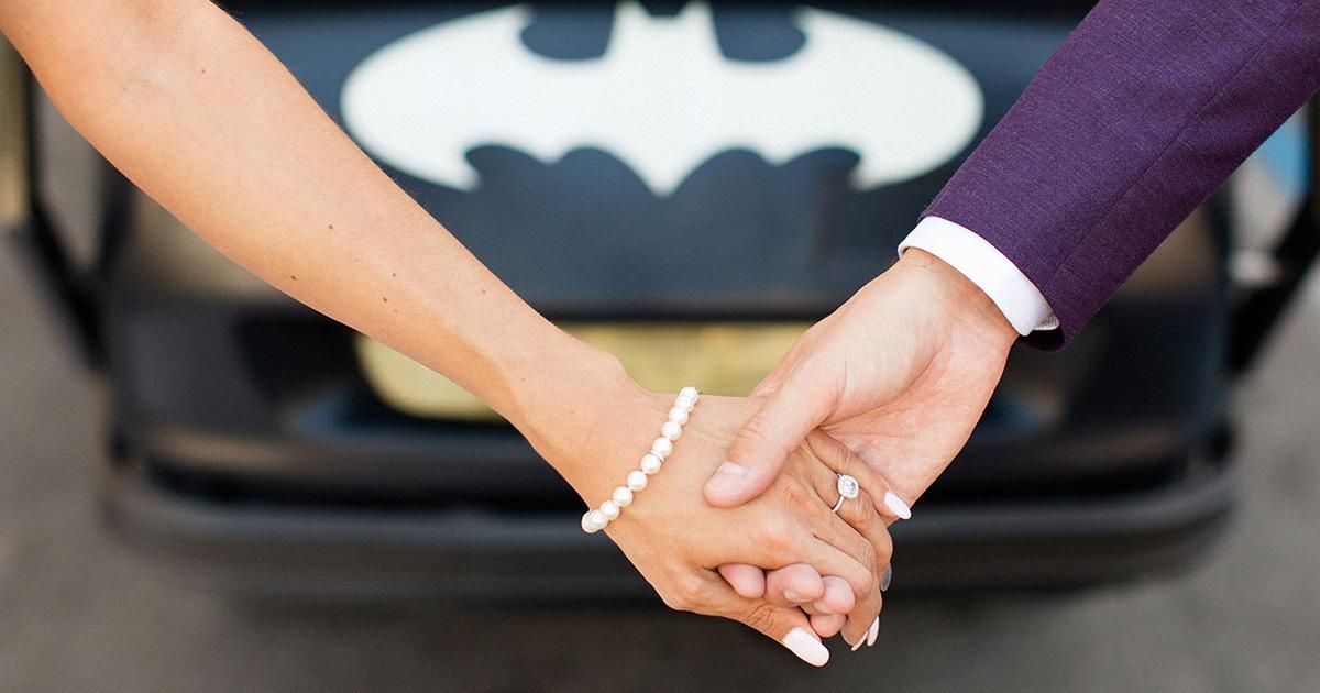 A Hollywood Wedding